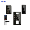 Smart Touch Switch Glass Panel Toughened Glass Door Lock