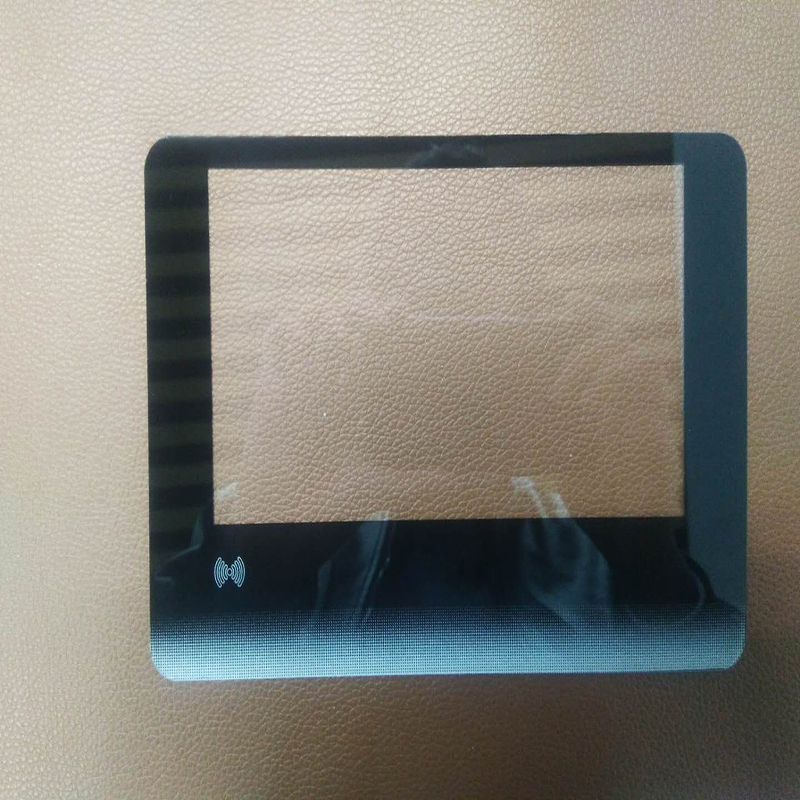 Custom-made Protective Front Glass for Electronics Screen