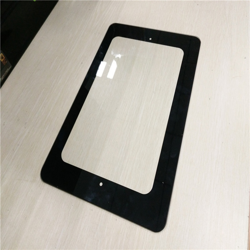 1mm screen protector sheet for touch screen tempered glass