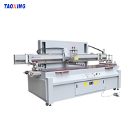 Taoxing Automatic Positioning High Precision Screen Printing Machine for Gas Stove Glass