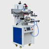Multi color high precision automatic mark positioning point and overprinting servo cylindrical screen printing machine
